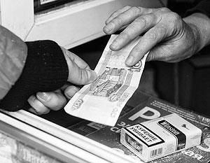 Не слишком доходные киоски по продаже прессы решили поддержать разрешением на торговлю сигаретами