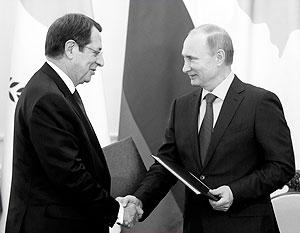 Переговоры двух президентов по военно-техническому сотрудничеству вызвали гнев Запада