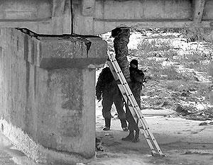 Погранслужба Украины довольно быстро открестилась от минирования мостов