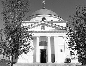 Церковь Святого Николая – одна из самых заметных «жертв» захвата раскольников