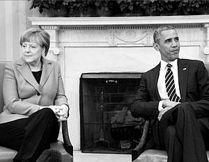 Если Меркель не настроена усугублять ссору с Россией, то Обама решил не поддаваться давлению «ястребов» в своем окружении