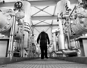 Немецкий трейдер хочет пересмотреть условия контракта с Газпромом раньше срока