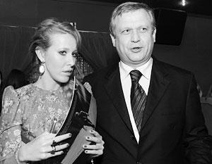 Судя по всему, Сергей Капков до сих пор сохранил доверительные отношения с Ксенией Собчак