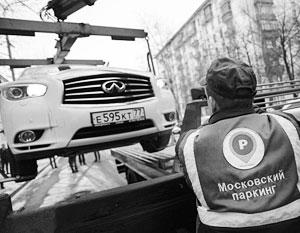 В последнее время появилось много проблем, связанных с работой эвакуационной службы