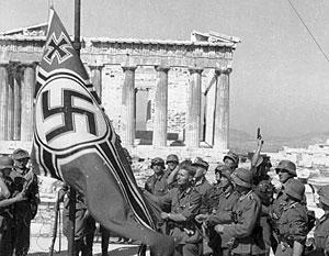 Урон от нацистской оккупации Греция оценивает в 108 млрд евро, не считая 54 млрд принудительных займов