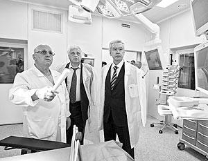 Вице-мэр Леонид Печатников рискует спровоцировать среди медиков «итальянскую» забастовку — впервые в истории современной Москвы