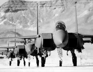 Усиление авиационного присутствия США в Сирии перестает быть секретом