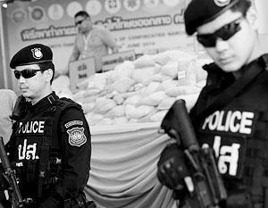 Полиции Таиланда не впервой задерживать граждан России