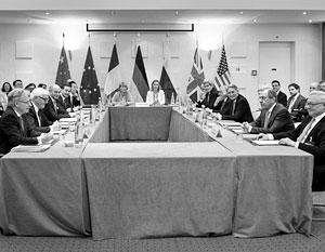 Иран ждет от «шестерки» встречных шагов по ядерному вопросу