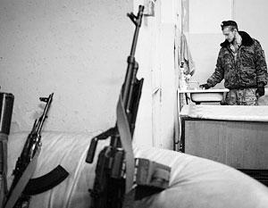 МВД ДНР проводит операцию по изъятию оружия