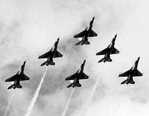 Обама велел передать Египту истребители F-16, танки Abrams и ракеты Harpoon