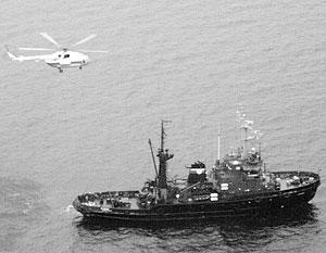 В результате крушения траулера погибли более 50 рыбаков