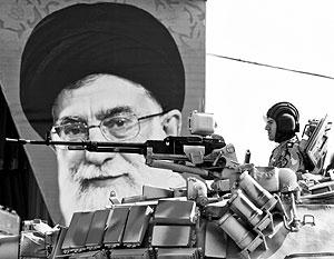Иран располагает самой крупной армией в регионе с высоким боевым духом – и с «замшелой» бронетехникой