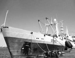 Скорее всего, около половины экипажа затонувшего траулера составляли нелегалы
