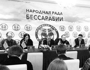 Председатель «Народной рады Бессарабии» пропал после обысков СБУ