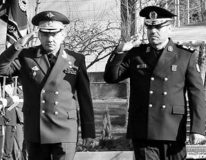 Главы оборонных ведомств России и Ирана – Сергей Шойгу и Хосейн Дехган