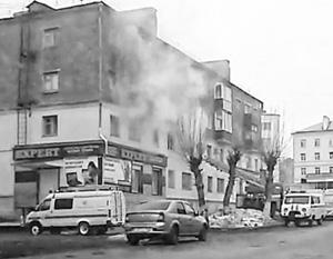 Пожар в Кумертау всколыхнул весь город