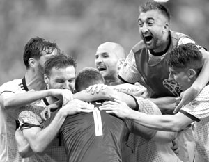 Сборная России доказала, что футбольная сказка – это реальность