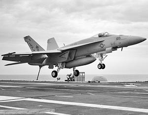 Американская боевая авиация предназначена для борьбы, в том числе, со столь совершенным средством ПВО, как комплексы С-300