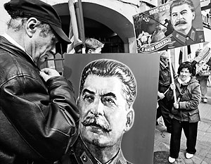 Признание заслуг Сталина нужно нашему государству – народ и так уже определился
