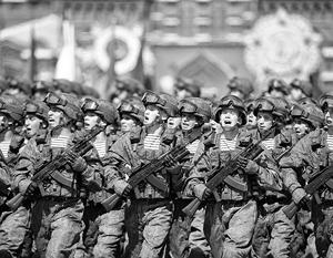 Парад Победы на Красной площади в Москве стал самым масштабным в современной российской истории