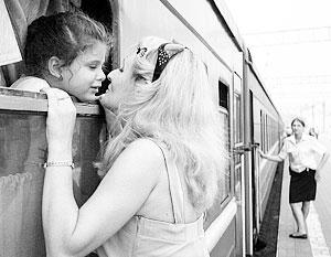 Для выезда ребенка за рубеж нужно согласие лишь одного из родителей