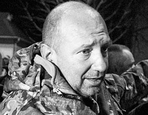 Экс-командир батальона «Айдар» Сергей Мельничук вины за собой не чувствует