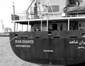 Мирный корабль «Иран шахид» рискует довести отношения иранских аятолл и саудовских королей до большой войны