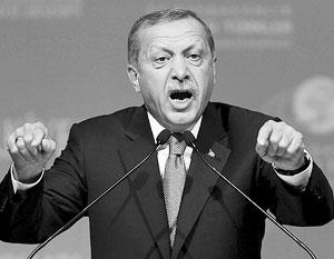 Эрдоган пытается подчинить своей воле все институты страны