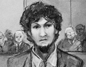 Присяжные приговорили Царнаева к смертной казни через инъекцию