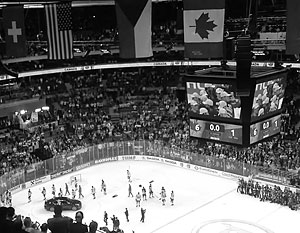 Российские хоккеисты оправдываются за неуважение к канадскому гимну