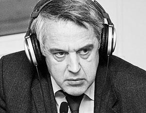 Правозащитник, сопредседатель движения «Конгресс неграждан» Александр Гапоненко
