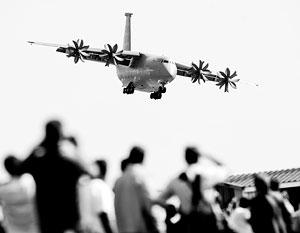 До украинского кризиса Россия собиралась закупить десятки Ан-70