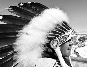 Сейчас индейские резервации составляют 2,3% от площади США