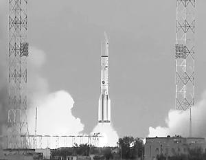 Руководители российской космической отрасли увидели конструктивную причину аварии ракеты «Протон»