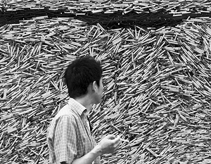 Китай производит 2,5–3 трлн сигарет в год