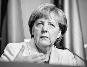Берлин полностью подчинен Вашингтону, после статьи Меркель в этом нет ни малейших сомнений