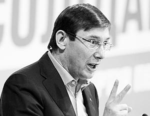 Глава фракции «Блока Петра Порошенко» пообещал уничтожить «опухоль» и научить «половцев» быть украинцами