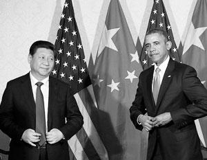 Китайцы не воспринимают Барака Обаму всерьез