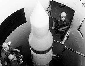 Американские ракеты наземного базирования могут появиться в непосредственной близости от наших границ