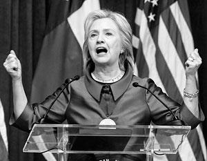 Клинтон придется отбиваться от обвинений в коррупции, в том числе в получении взяток из России