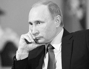 «Думаю, что только нездоровый человек, и то во сне, может себе представить, что Россия вдруг нападет на НАТО», – заметил Путин в интервью Corriere della Sera