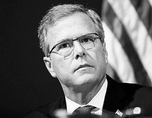Республиканец Джеб Буш хочет завоевать Европу антироссийской риторикой