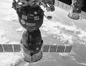 В Роскомосе заявляют, что угрозы возвращению корабля «Союз ТМА-15М» нет