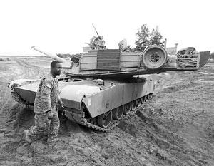 Пентагон немного «отыграл назад» свои планы выдвинуть танки к границам России