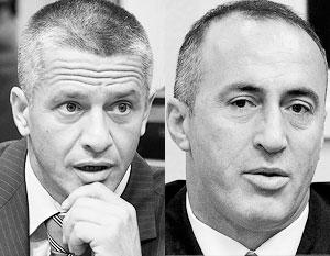 Орич и Харадинай стали символами Гаагского трибунала по бывшей Югославии