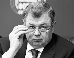 Калужский губернатор Анатолий Артамонов сделал свою когда-то депрессивную область донором федерального бюджета