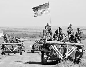Украинская армии непрерывно реформируется уже несколько лет