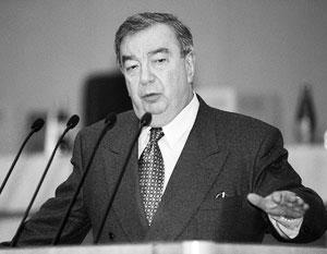 Евгений Примаков останется символом настоящего государственного деятеля эпохи уничтожения государства