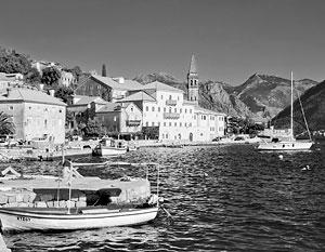 В России Черногорию всегда воспринимали как близкую по духу, дружественную страну